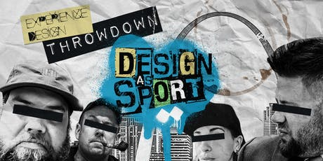 Experience Design Throwdown (XDT) tickets