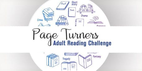 Page Turners party tickets