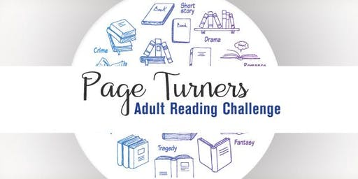 Cancelled - Page Turners party