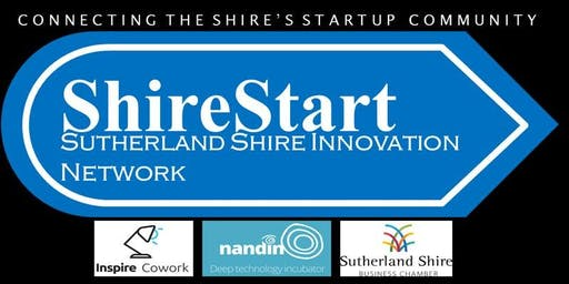 ShireStart - Beer, Wine & Cheese Networking Event
