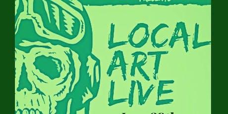 "RecoveryATX Presents ""Local. Art. Live"" tickets"