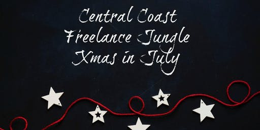 Calling all Central Coast freelancers for Xmas in July