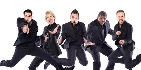 Rockapella in Newtown - Friday 9/13 at 8PM tickets