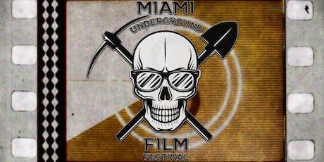 Miami Underground Film Festival tickets
