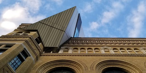 Toronto Society of Architects Tours | New Meets Old 2019