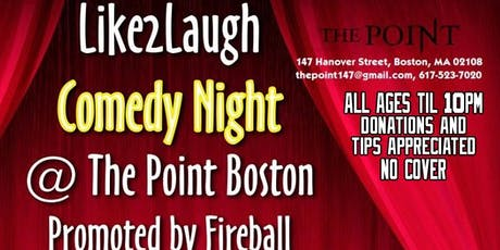 A1 Headliners Stand-Up in Haymarket : at The Point, the cornerstone of Boston! tickets