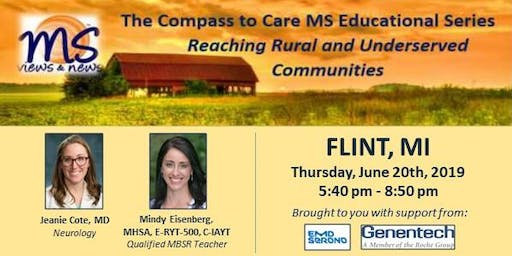 MULTIPLE SCLEROSIS Event in Flint, MI: The Compass to Care