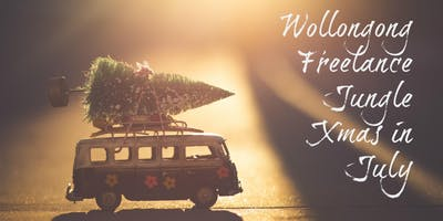 Calling all Wollongong freelancers for Xmas in July