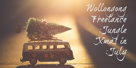Calling all Wollongong freelancers for Xmas in July  tickets