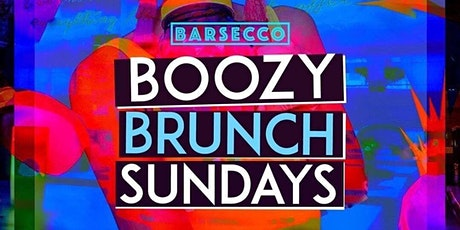 Boozy Brunch Sunday's at Barsecco tickets