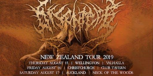 Disentomb New Zealand Tour - Christchurch