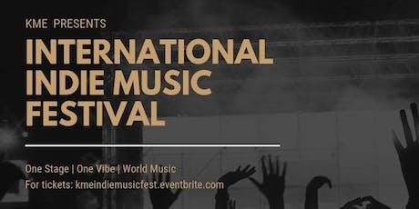 KME | International Indie Music Festival tickets