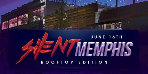 Silent Party Memphis - Rooftop Edition