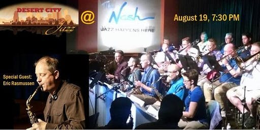 Desert City Jazz with Special Guest Eric Rasmussen