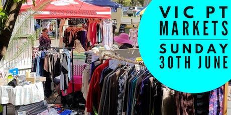 Victoria Point Markets tickets