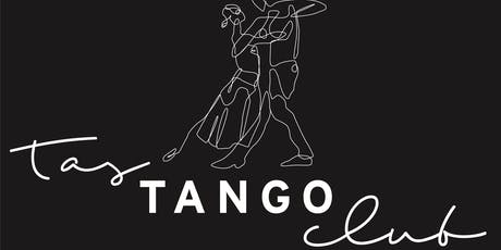 Tas Tango Club - Weekly Tuesday Evening Lesson & Practilonga - WINTER Ticket tickets