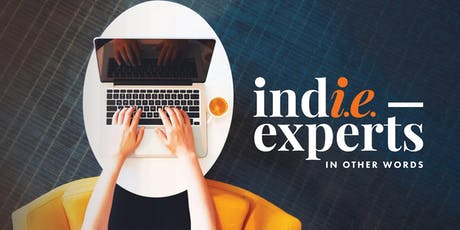Indie Experts - Discover How to Write, Publish & Market Your Book tickets