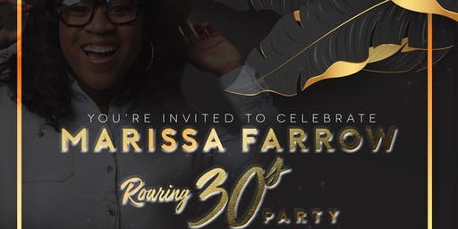 Marissa's Roaring 30's