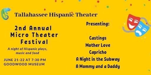 Second Annual Micro Theater Festival