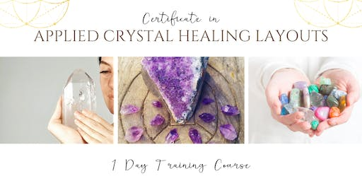 CRYSTAL HEALING COURSE | Crystal Healing Certification Training | Melbourne