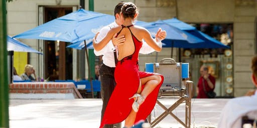 A Taste of Tango - your first night FREE in SPRING
