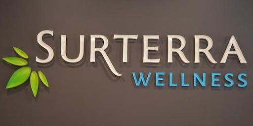 Job Fair - Surterra Wellness - Cannabis Industry - Cultivation Farm Hiring