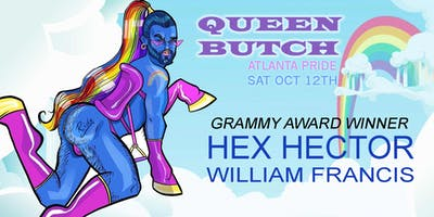 Queen Butch Atlanta Pride Outdoor Tea Dance w/ HEX HECTOR