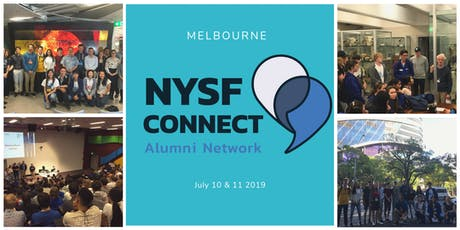 NYSF Connect Melbourne Universities Visits tickets