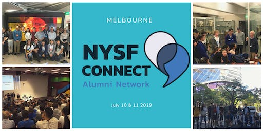 NYSF Connect Melbourne Universities Visits