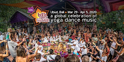 BaliSpirit Festival 2020 - A Global Celebration of Yoga, Dance & Music