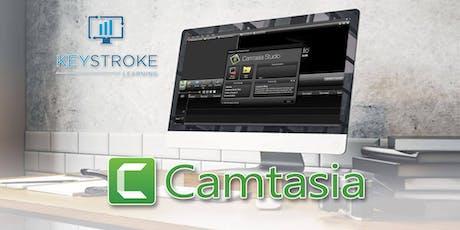 TechSmith Camtasia Introduction Workshop tickets