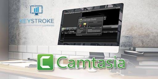 TechSmith Camtasia Introduction Workshop