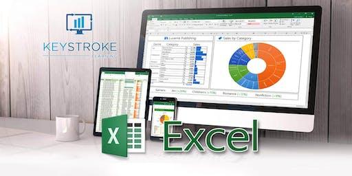 Live Online - Microsoft Excel Recording Macros & Templates