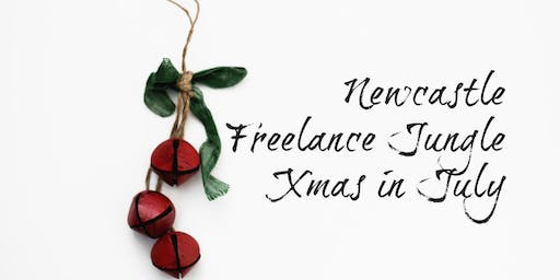 Calling all Newcastle freelancers for Xmas in July