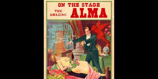Library magic: The WE Alma Collection