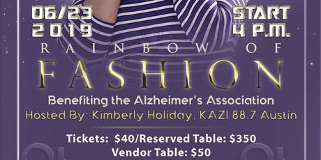 3rd Annual Fabulous Fashion Show Benefitting The Longest Day - Alzheimer's Association tickets
