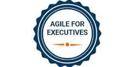 Agile For Executives Training in Sacramento on Jul 19th, 2019 tickets