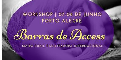 Workshop Barras De Access 07-06/06
