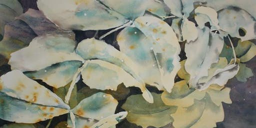 Make and Create: Watercolour painting with artist Marion Chapman