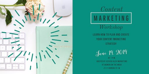 Creating a Content Marketing Strategy Workshop