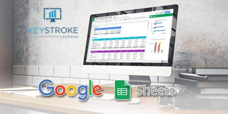 Google Sheets Introduction tickets