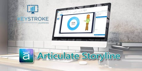 Articulate Storyline Intermediate Workshop tickets