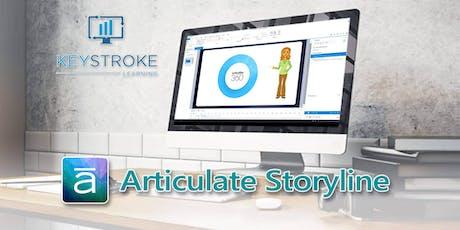 Articulate Storyline Advanced Workshop tickets