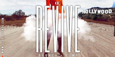 Revive Brunch + Pump LA tickets