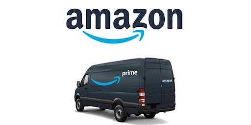 Amazon Portland -Delivery Service Partner Open House