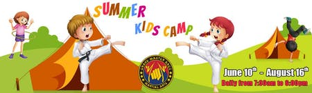 Summer Camp Hollywood 20% off before May 31, 2019