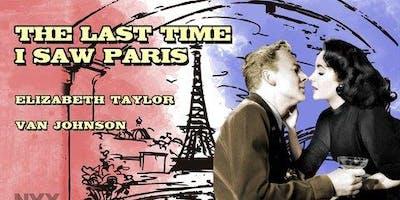 Vintage Film - The Last Time I Saw Paris - Maryborough Library