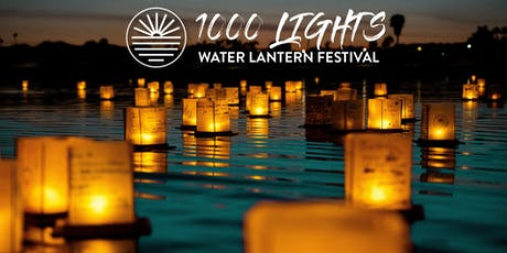 Victorville, CA | 1000 Lights Water Lantern Festival 2019 tickets