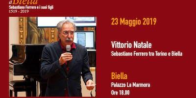 Sebastiano Ferrero tra Torino e Biella