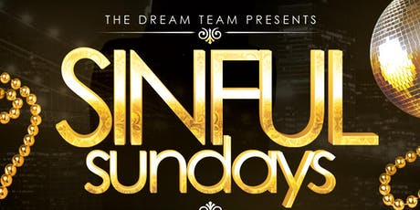 SINFUL SUNDAYS tickets